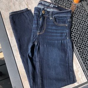 Woman's American Eagle Jeans - Size 0 short